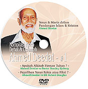 dvd Ahmed Deedat #1