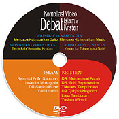 Cover dvd Debat Islam Kristen Indonesia